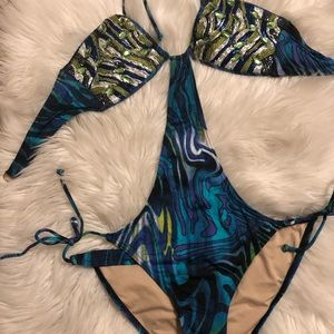 Gorgeous RARE Victoria's Secret Monokini